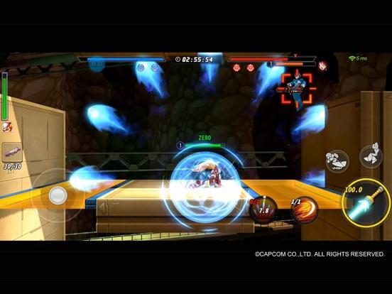 MEGA MAN X DiVE - MOBILE screenshot 6