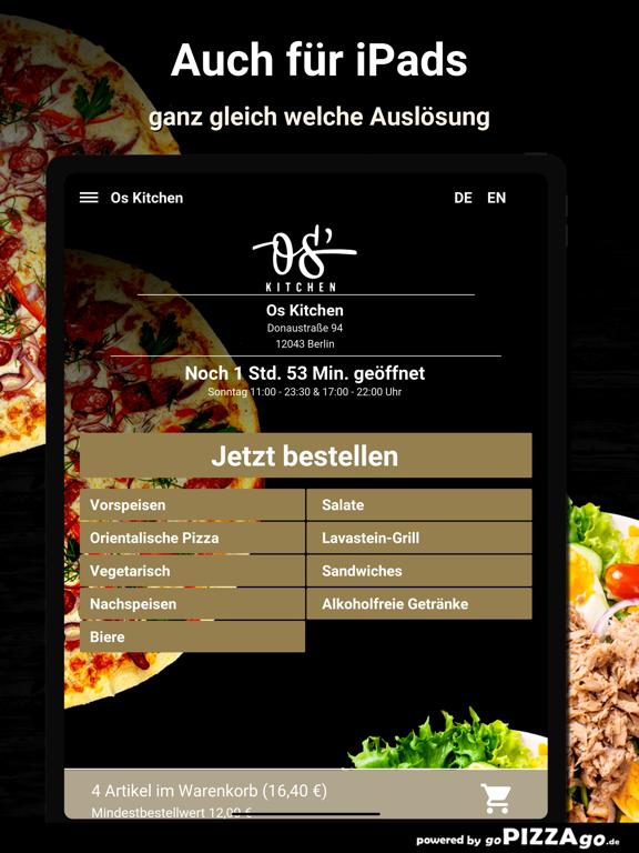 Os Kitchen Berlin screenshot 7