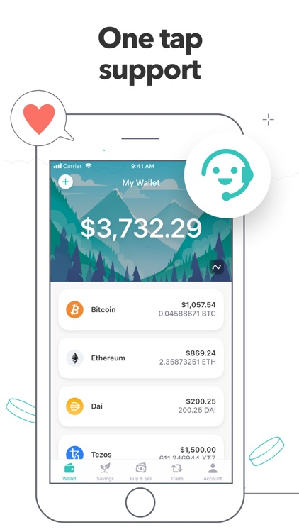 ZenGo: Crypto & Bitcoin Wallet screenshot-6
