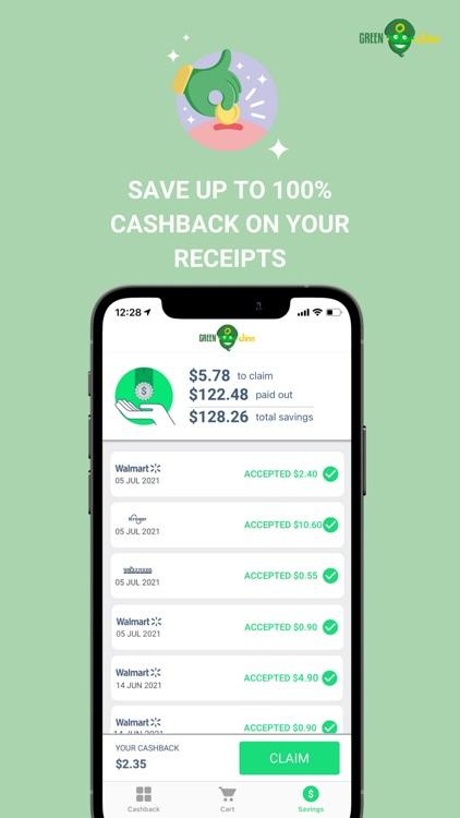 GreenJinn Cashback App US screenshot-6