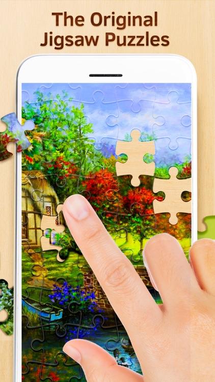 Best Jigsaw Puzzles HD screenshot-4
