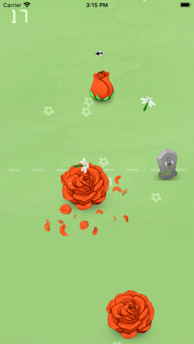 Bees love flowers screenshot 3