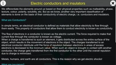 Conductors and Insulators screenshot 1