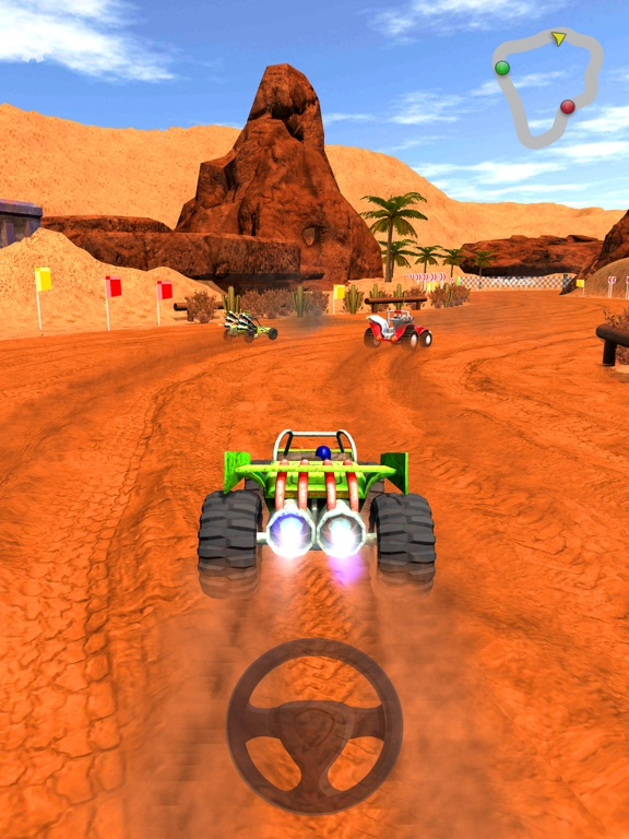 Offroad Racing Buggy screenshot 12
