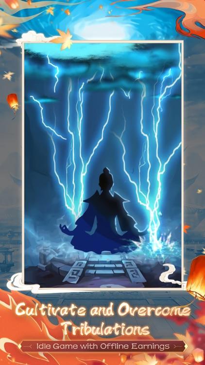 Immortal Taoists-idle Games screenshot-4