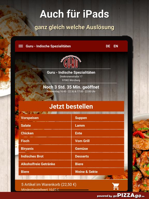 Guru Würzburg screenshot 7