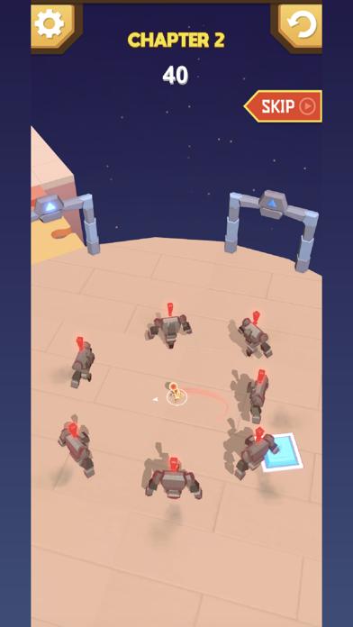 Time Walker 3D screenshot 5