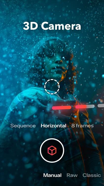 Parallax: 3D Photo Editor screenshot-3
