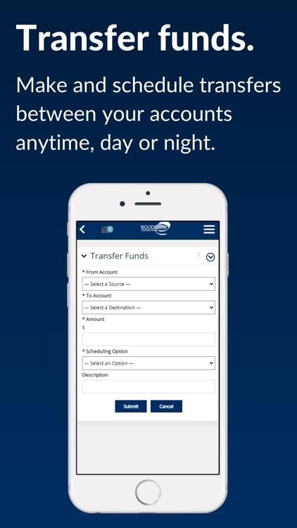 Woodsfield Savings Mobile screenshot-5