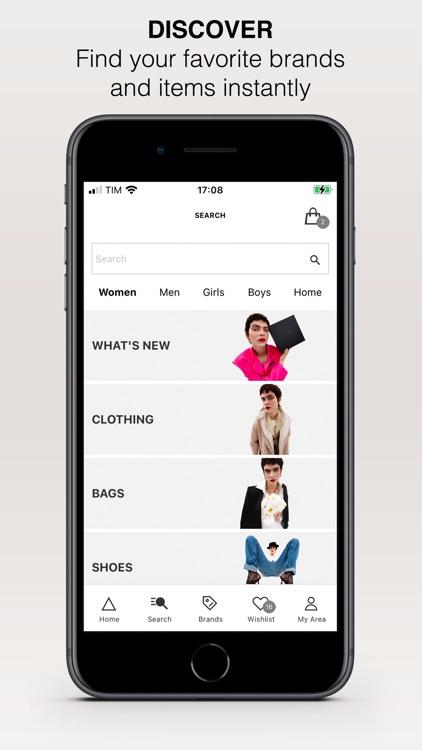 LuisaViaRoma: Designer Fashion screenshot-4