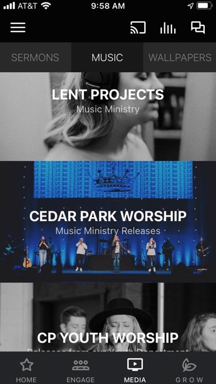 Cedar Park Church screenshot-3