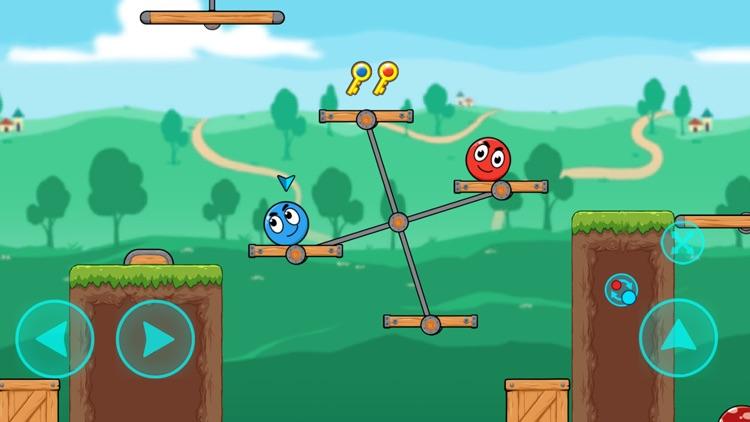 Red and Blue Ball screenshot-3