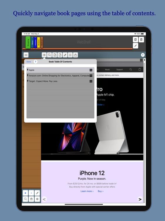 WebShelf screenshot-6