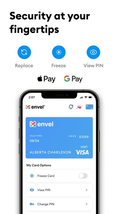 Envel - Mobile Banking screenshot-5