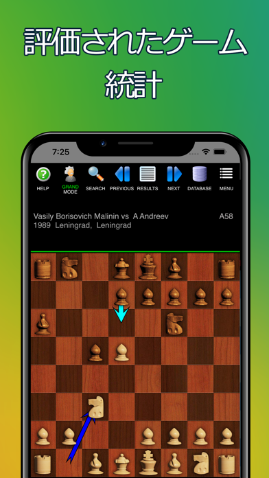 チェス Mastersoft ScreenShot6