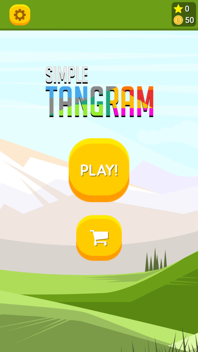 Simple Tangram 2021 screenshot 1