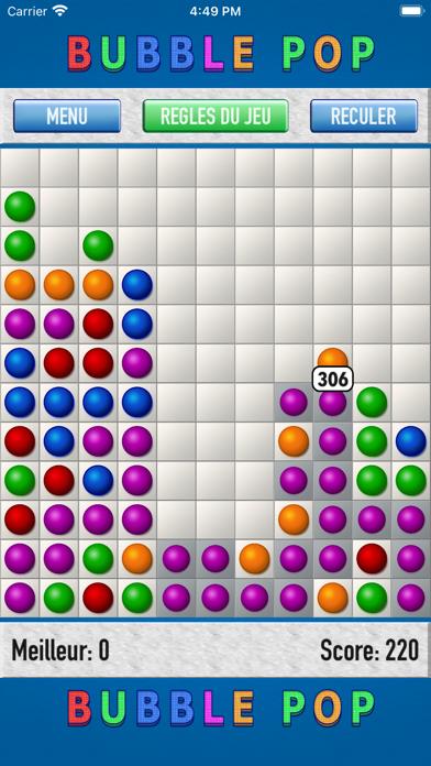 Bubble Pop screenshot 1