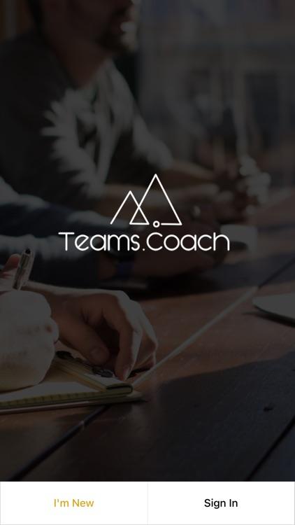 Teams Coach