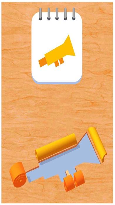 カラーロールスイッチ:パズルを並べ替える紹介画像6