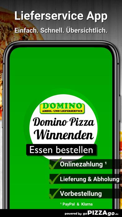 Domino Pizza Winnenden screenshot 1