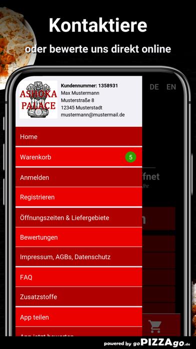 Ashoka Palace Königsbrunn screenshot 3