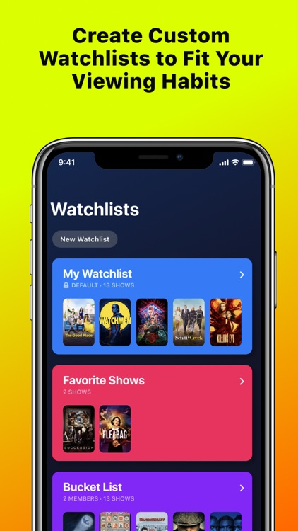 Watchworthy - What To Watch screenshot-3
