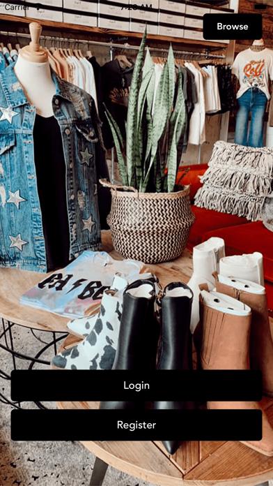Maklee Ryann Boutique Screenshot