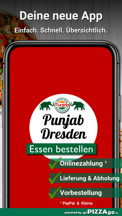 Punjab Dresden screenshot 1
