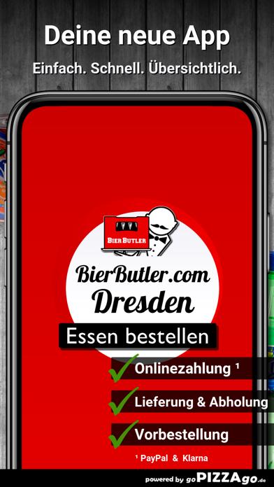 BierButler.com Dresden screenshot 1