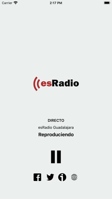 esRadio Guadalajara screenshot 2
