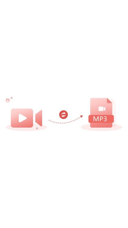 Video to MP3 Converter &Editor