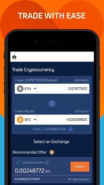 Jaxx Liberty Crypto Wallet