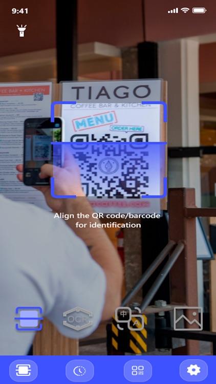 QR Code Scanner &Scan QR Code