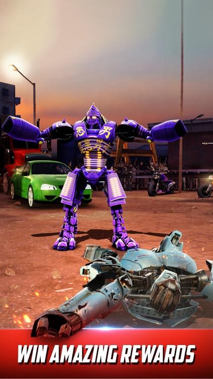 Real Steel World Robot Boxing screenshot-7