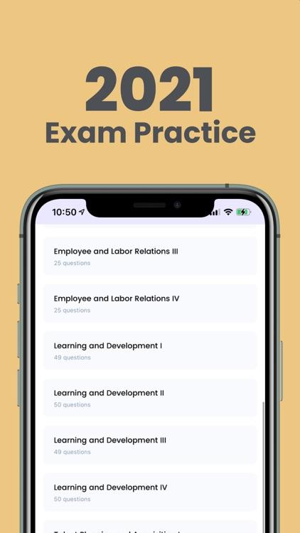 SHRM Exam Prep & Certification screenshot-6