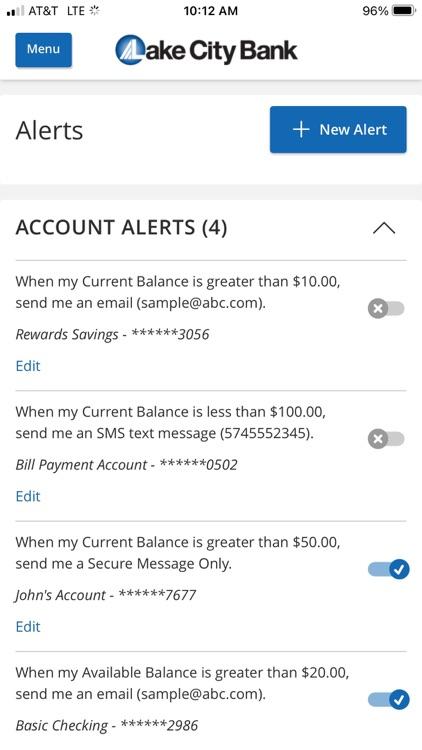 Lake City Bank Digital screenshot-5