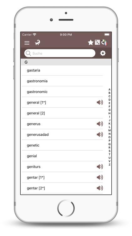 Dictionnaire Romanche Francais screenshot-5