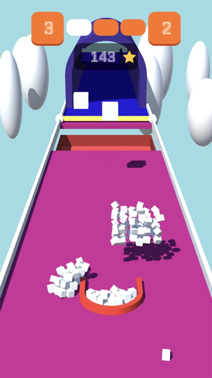 Bounce And Collect: Rush Clean