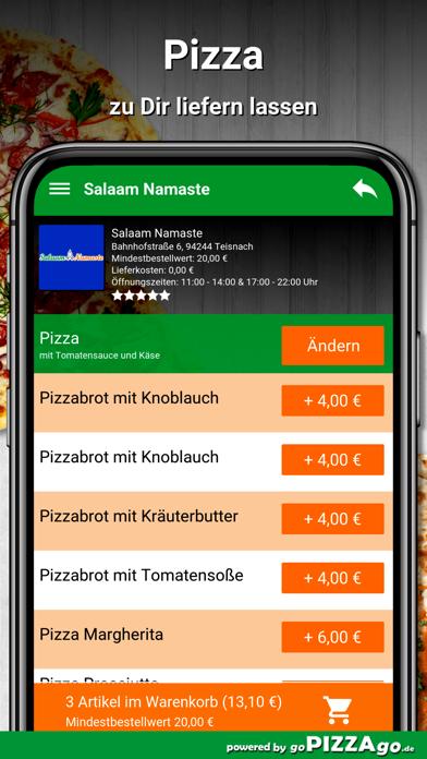 Salaam Namaste Teisnach screenshot 5