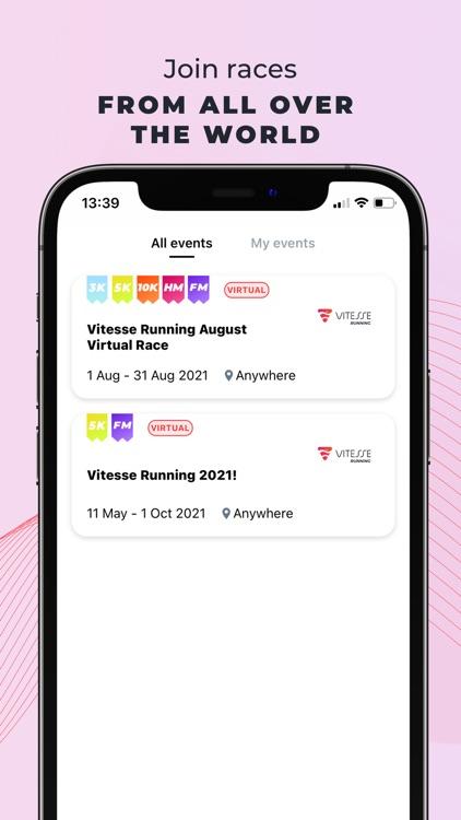 Vitesse Running Coach screenshot-4