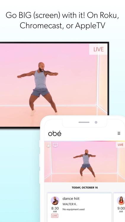 obé Fitness: Live & On-Demand