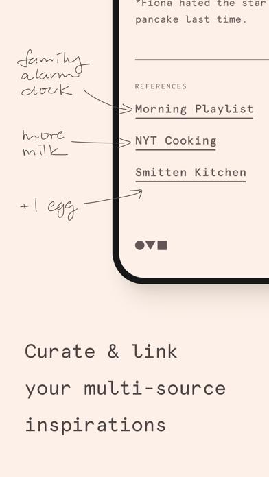 Screen Shot Mise: A minimalist recipe box 4