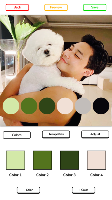 ColorPalette: Swatch Maker screenshot 8