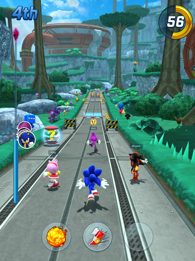 Sonic Forces - Racing Battle Screenshot