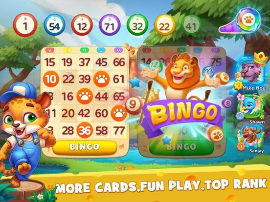 Bingo Wild-BINGO Games Onlineのおすすめ画像2