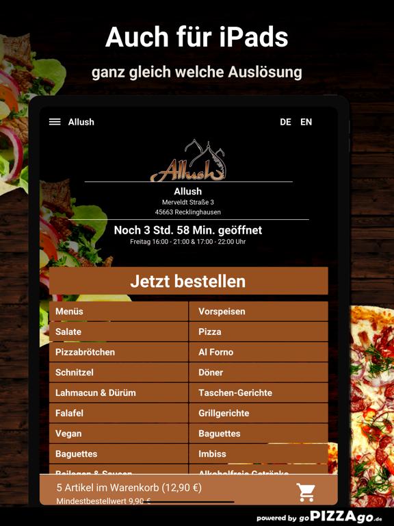 Allush Recklinghausen screenshot 7