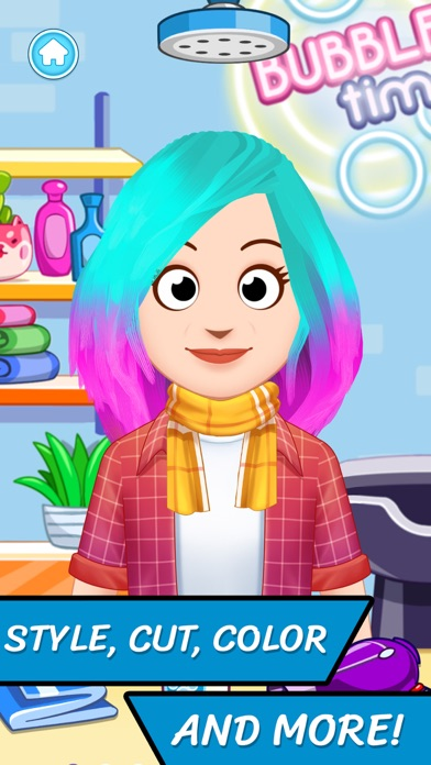 Hair Salon Hairstylist game screenshot 1