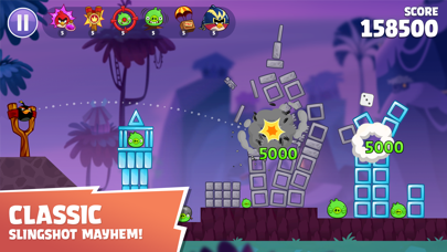 Angry Birds Reloaded screenshot 5