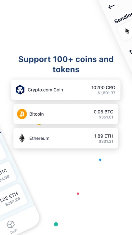 Crypto.com l DeFi Wallet screenshot-1