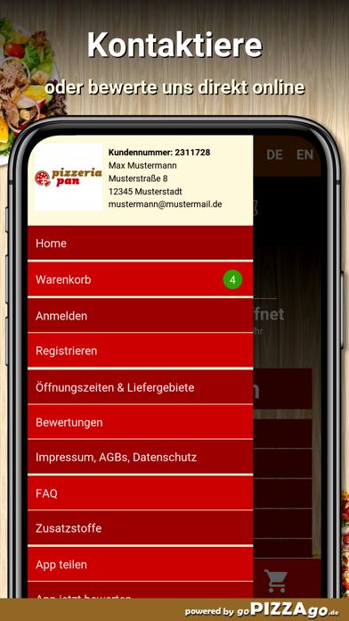 Pizzeria Pan Lindlar screenshot 3